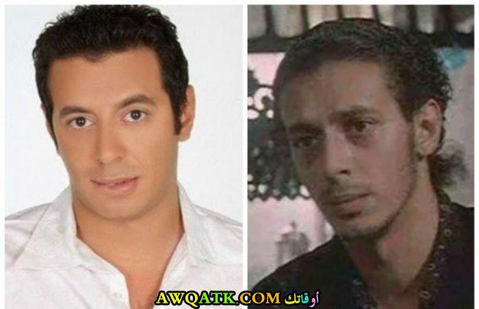 مصطفى شعبان قبل و بعد الشهرة
