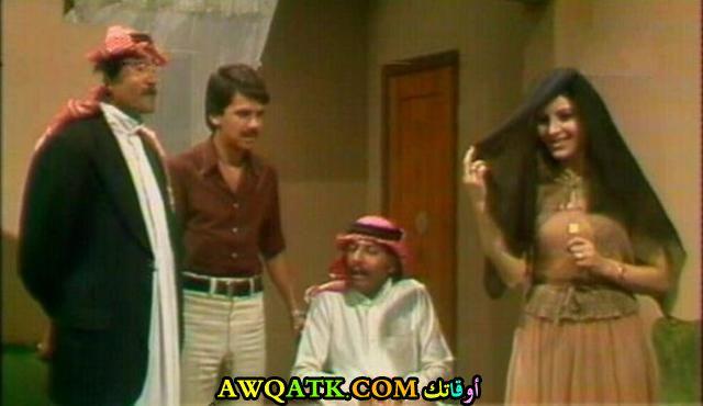 أحدث صورة للفنان السعودي مطرب فواز