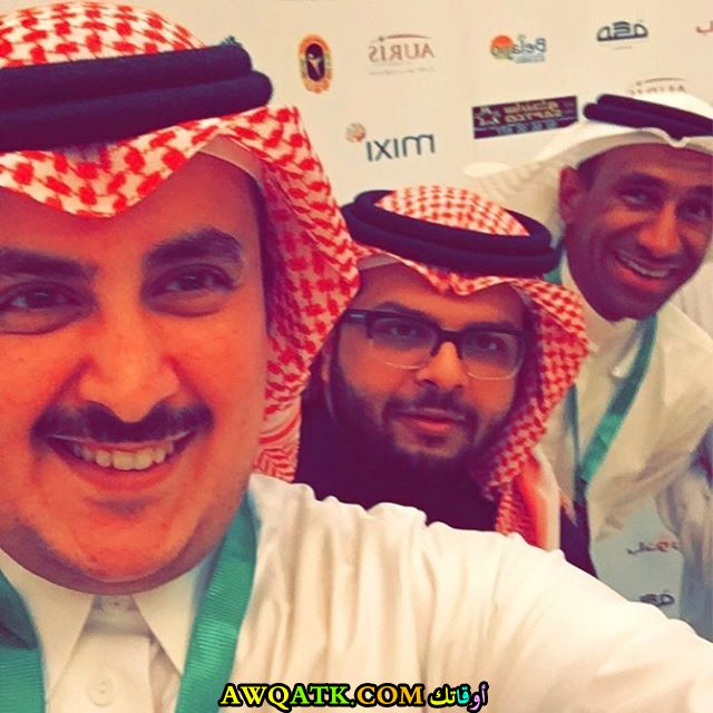 بوستر الفنان السعودي ممدوح سالم باعجاجه