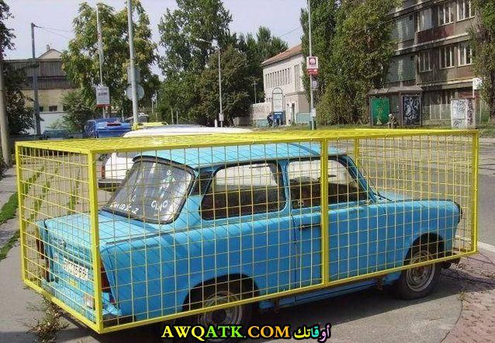 منع السيارة من السرقة