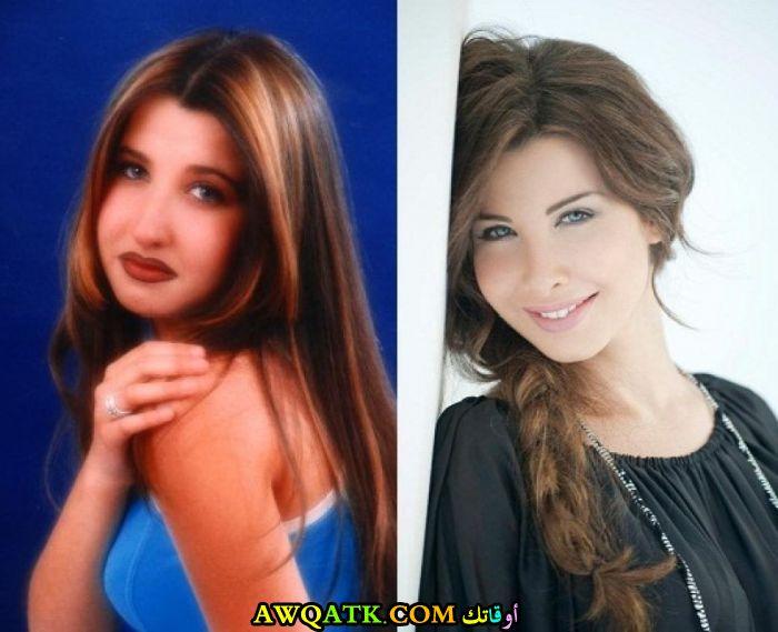 نانسي عجرم قبل و بعد الشهرة
