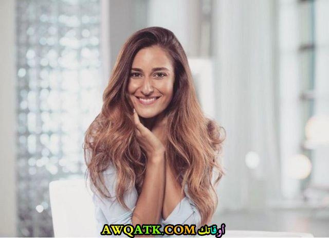 صورة جديدة للنجمة المصرية أمينة خليل