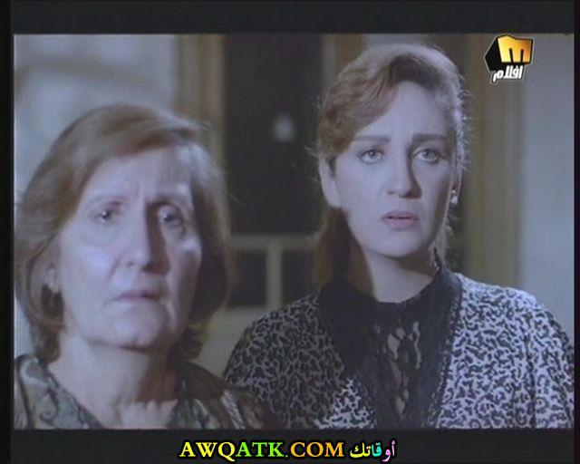 صورة قديمة للممثلة إيمان الطوخي