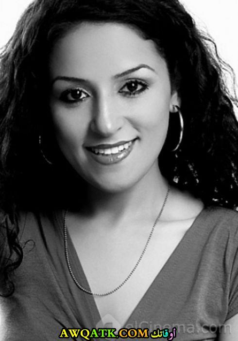 بوستر الفنانة المصرية إيمان غنيم