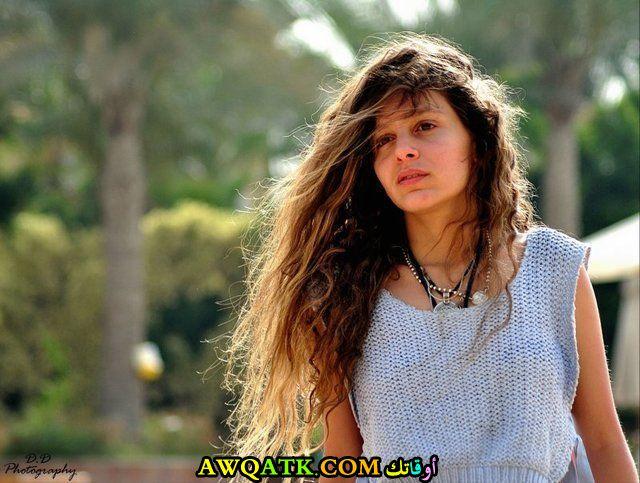 أحدث صورة للفنانة المصرية جميلة عوض