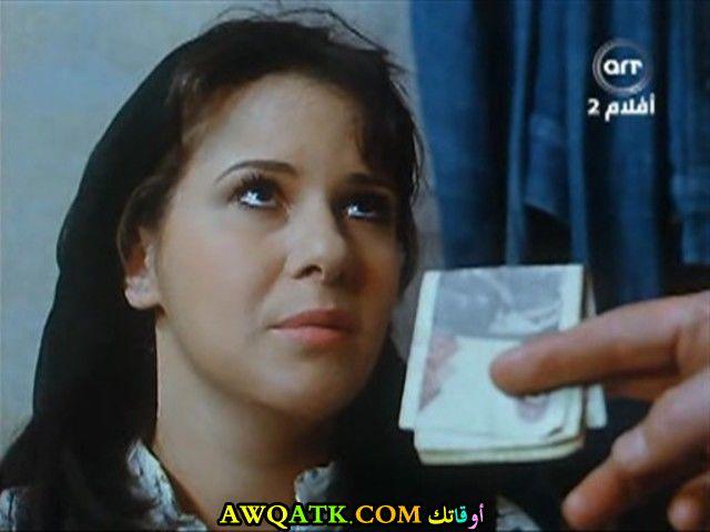 صورة قديمة ورائعة للنجمة المصرية دلال عبد العزيز