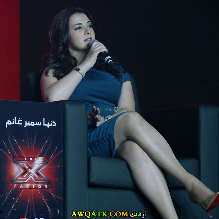 صورة جديدة للنجمة المصرية دنيا سمير غانم
