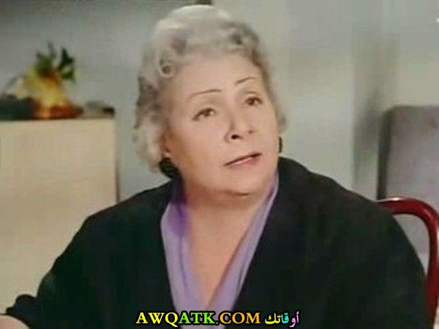 صورة الفنانة المصرية دولت أبيض صورة جميلة وروعة