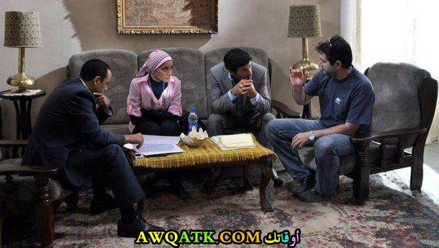 أحدث صورة للفنانة المصرية دينا الشربيني