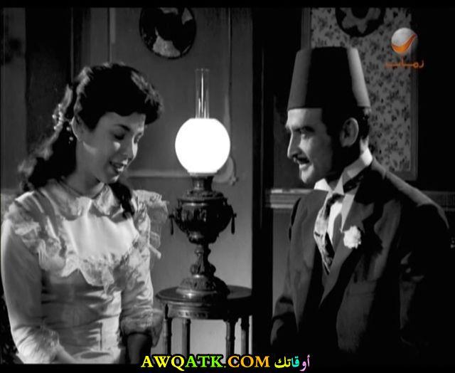 صورة قديمة ورائعة للنجمة المصرية رجاء الجداوي