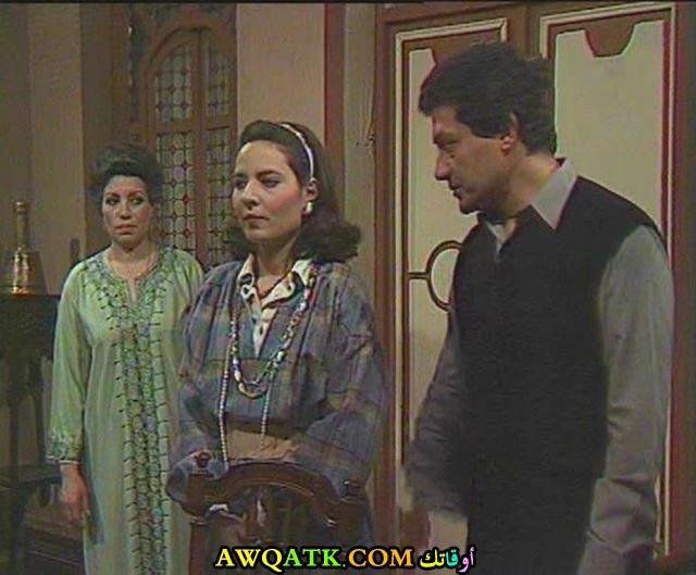 صورة قديمة ورائعة للنجمة المصرية رجاء حسين