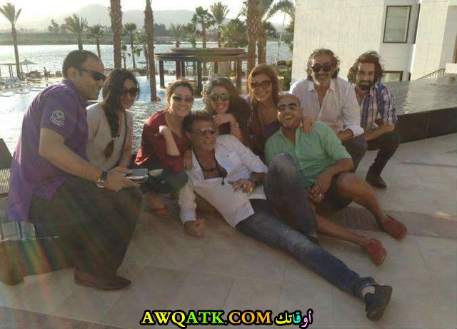 أحدث صورة للفنانة المصرية ريهام حجاج