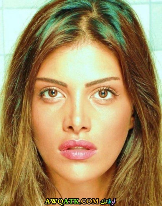 لعشاق الفنانة ريهام حجاج صورة جميلة وجديدة