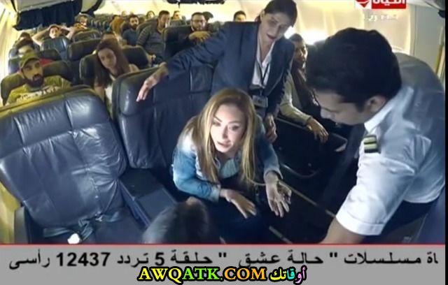 صورة جديدة للنجمة المصرية ريهام سعيد