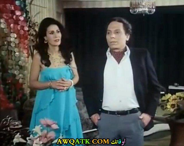 صورة قديمة ورائعة للنجمة المصرية زيزي مصطفى