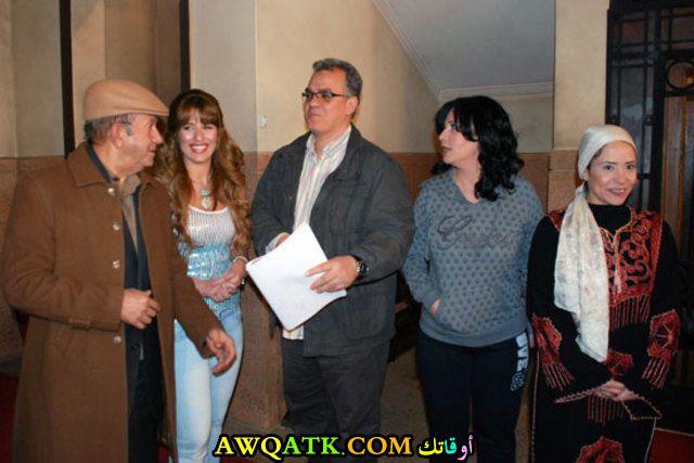صورة جديدة للنجمة المصرية سلمى غريب