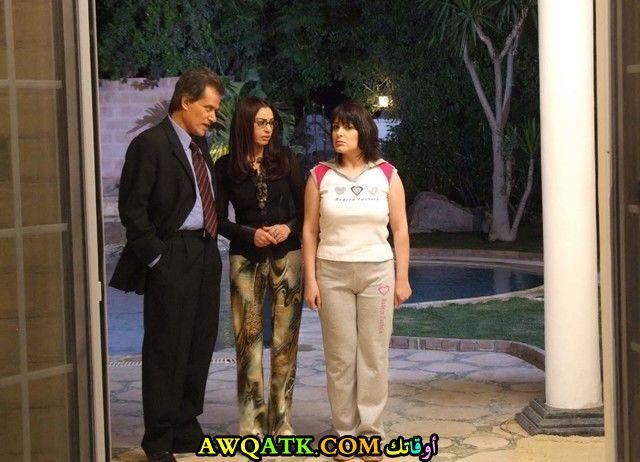 أحدث صورة للفنانة المصرية سلوى خطاب