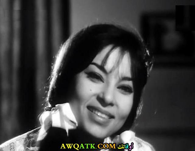 صورة قديمة للممثلة سهام فتحي