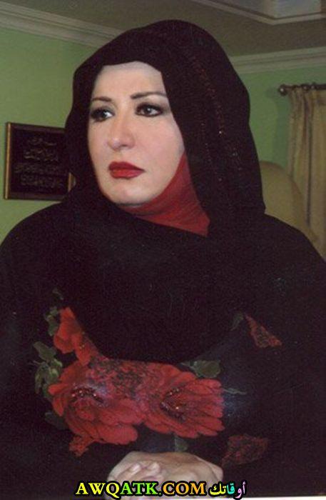 أحدث صورة للفنانة المصرية سهير رمزي