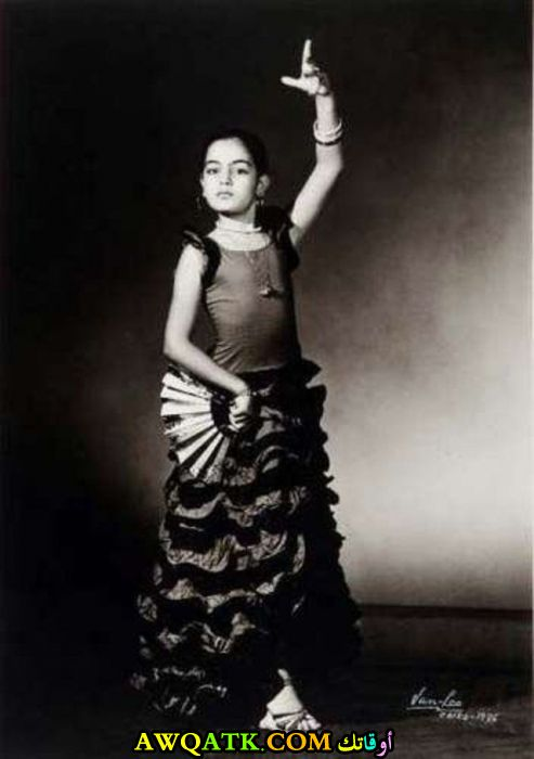 صورة الفنانة المصرية شريهان وهي طفلة صورة قديمة نادرة
