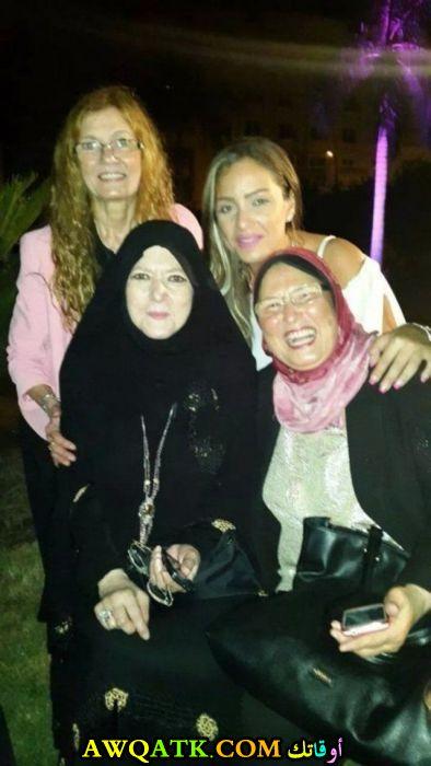 صورة جديدة للنجمة المصرية شمس البارودي