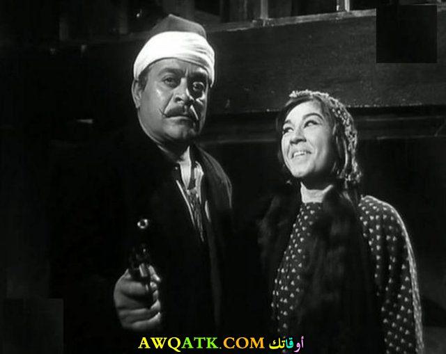 صورة الفنانة المصرية شويكار داخل عمل