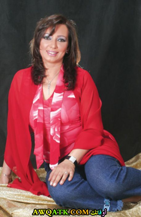 أحدث صورة للفنانة المصرية عزة بهاء