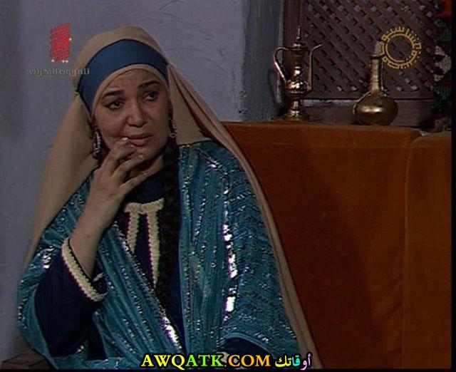 أحلى صورة للفنانة الجميلة عفاف حمدي