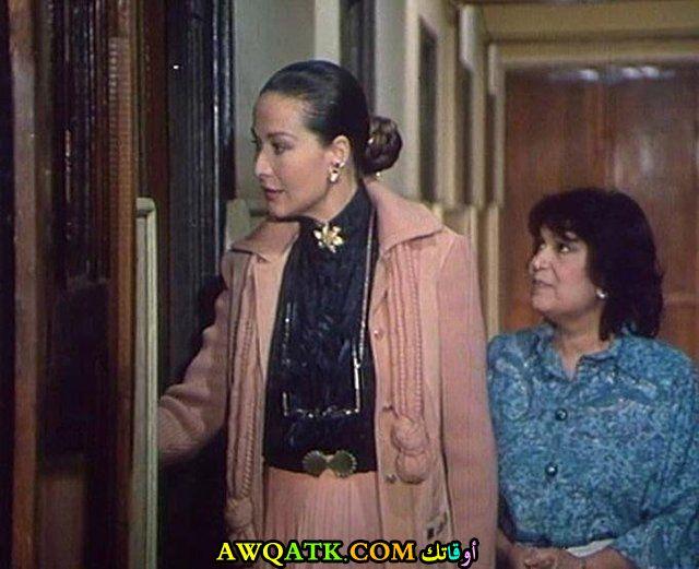 صورة قديمة للممثلة عواطف تكلا
