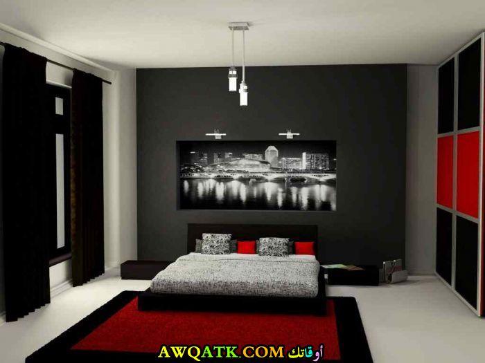 غرفة نوم رائعة و شيك