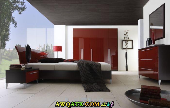 غرفة نوم في متتهي الجمال والروعة