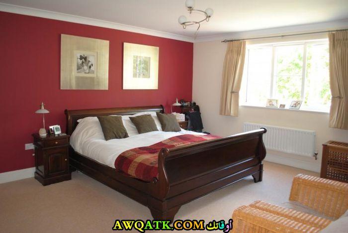 غرفة نوم رائعةة وجميلة