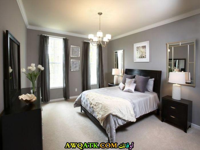 غرف نوم جميلة