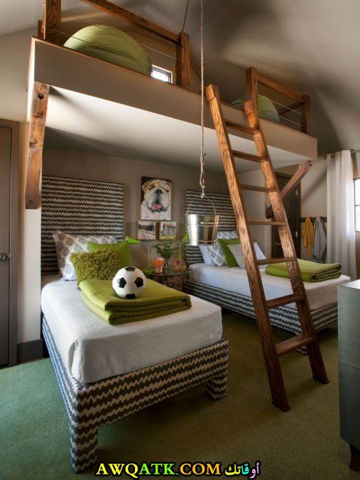غرفة نوم في متتهي الشياكة