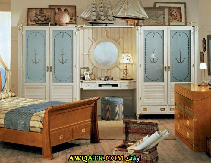 غرفة نوم تناسب الذوق الراقي