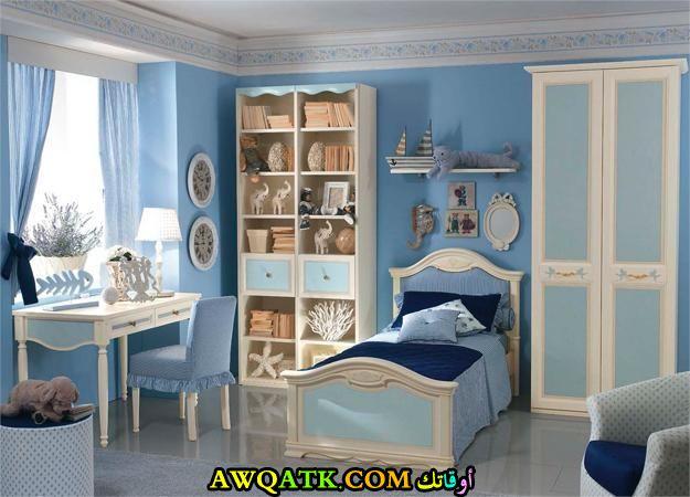 غرفة نوم كلاسيك جميلة للأطفال
