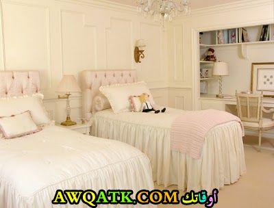 غرفة نوم كابيتونيه أطفال شيك جداً