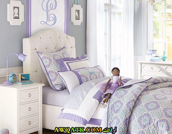 غرف نوم شيك ورائعة