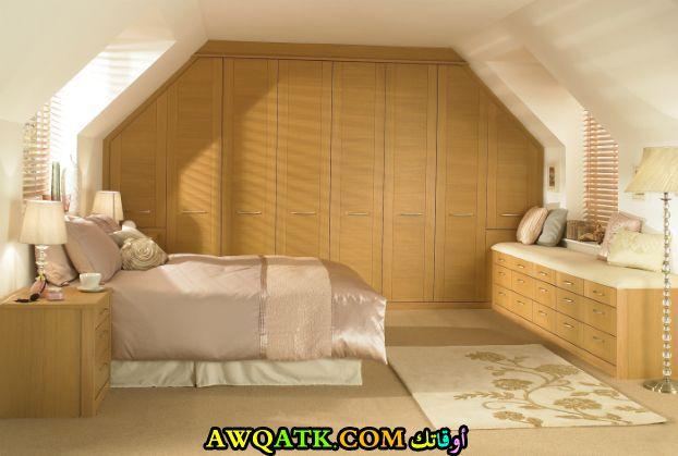 غرفة نوم شيك وجديدة