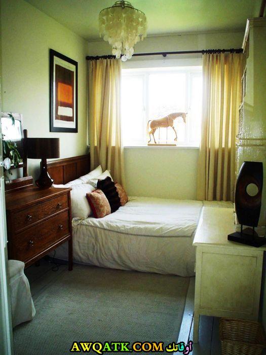 غرفة نوم بسيطة وصغيرة 2017