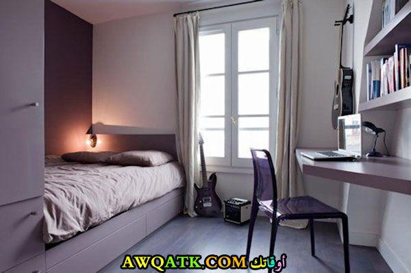 غرفة نوم بسيطة رائعة