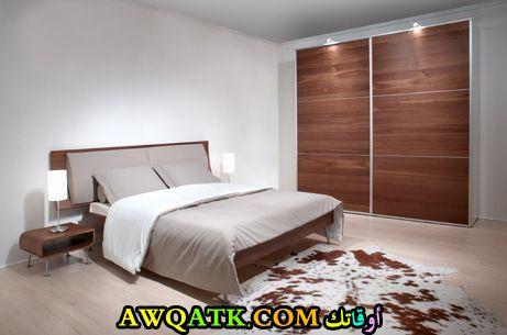 غرفة نوم في منتهي الجمال ولشياكة