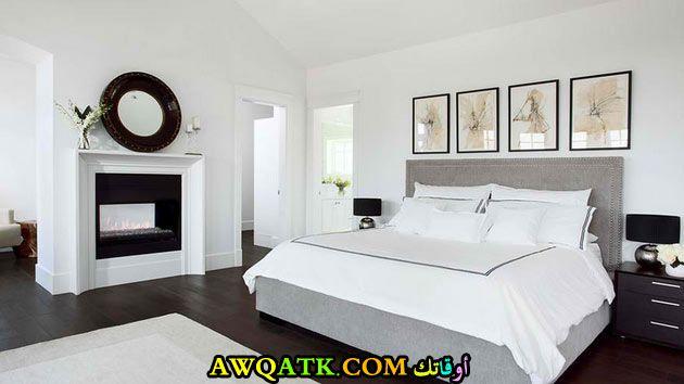 غرف نوم جميلة وشيك