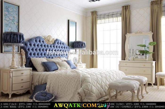 غرف نوم تركية فخمة وجميلة