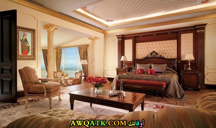 غرفة نوم تركية جميلة