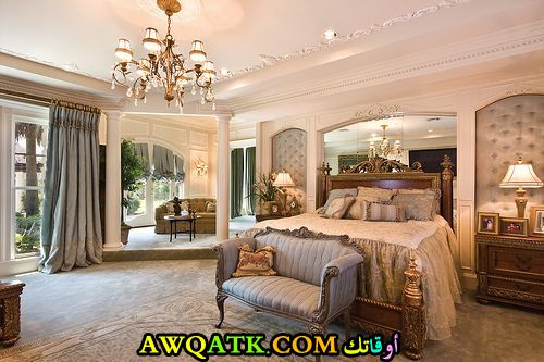 غرفة نوم تركية رائعة
