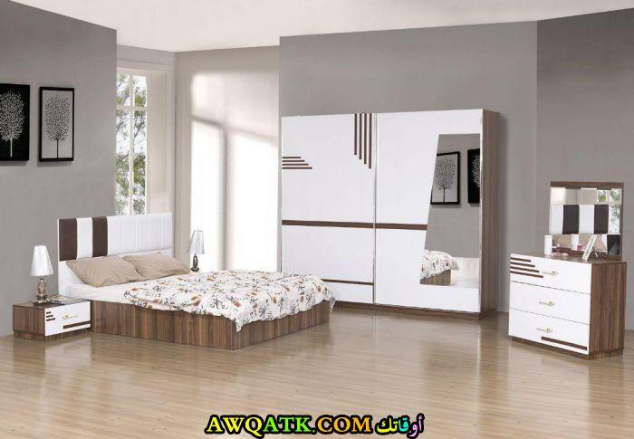 غرفة نوم قمة الشياكة