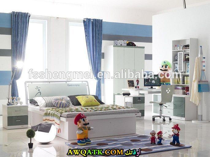 غرفة نوم جميلة ورائعة