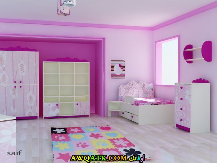 غرفة نوم تناسب الذوق الهادي