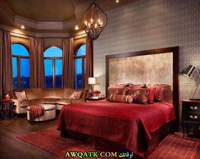 غرفة نوم في منتهي الشياكة والجمال
